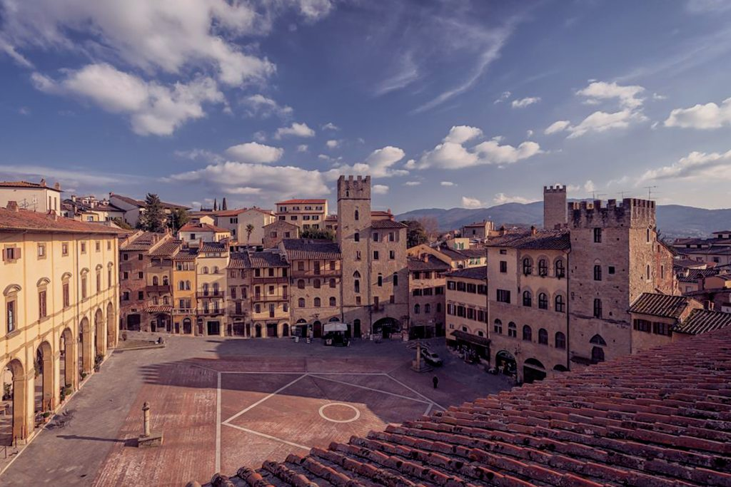 All the Gold in Arezzo